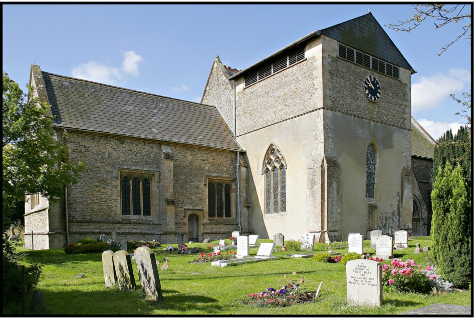 West Hanney – St James the Great