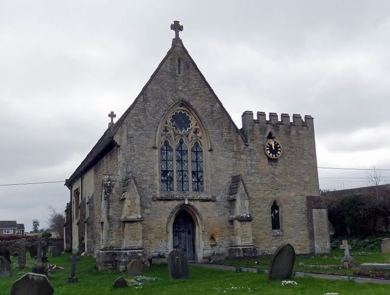 East Challow – St Nicholas